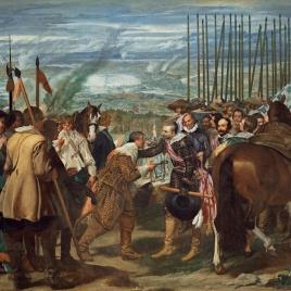 Las lanzas o La rendición de Breda