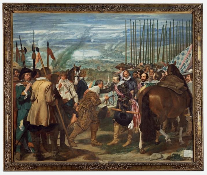 The Surrender of Breda - The Collection - Museo Nacional del