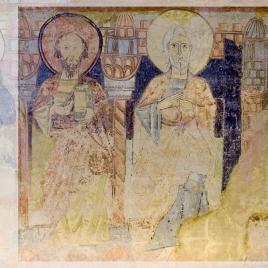 Two Apostles, Hermitage of Vera Cruz, Maderuelo (Segovia)