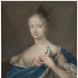 The Infanta María Josefa de Borbón