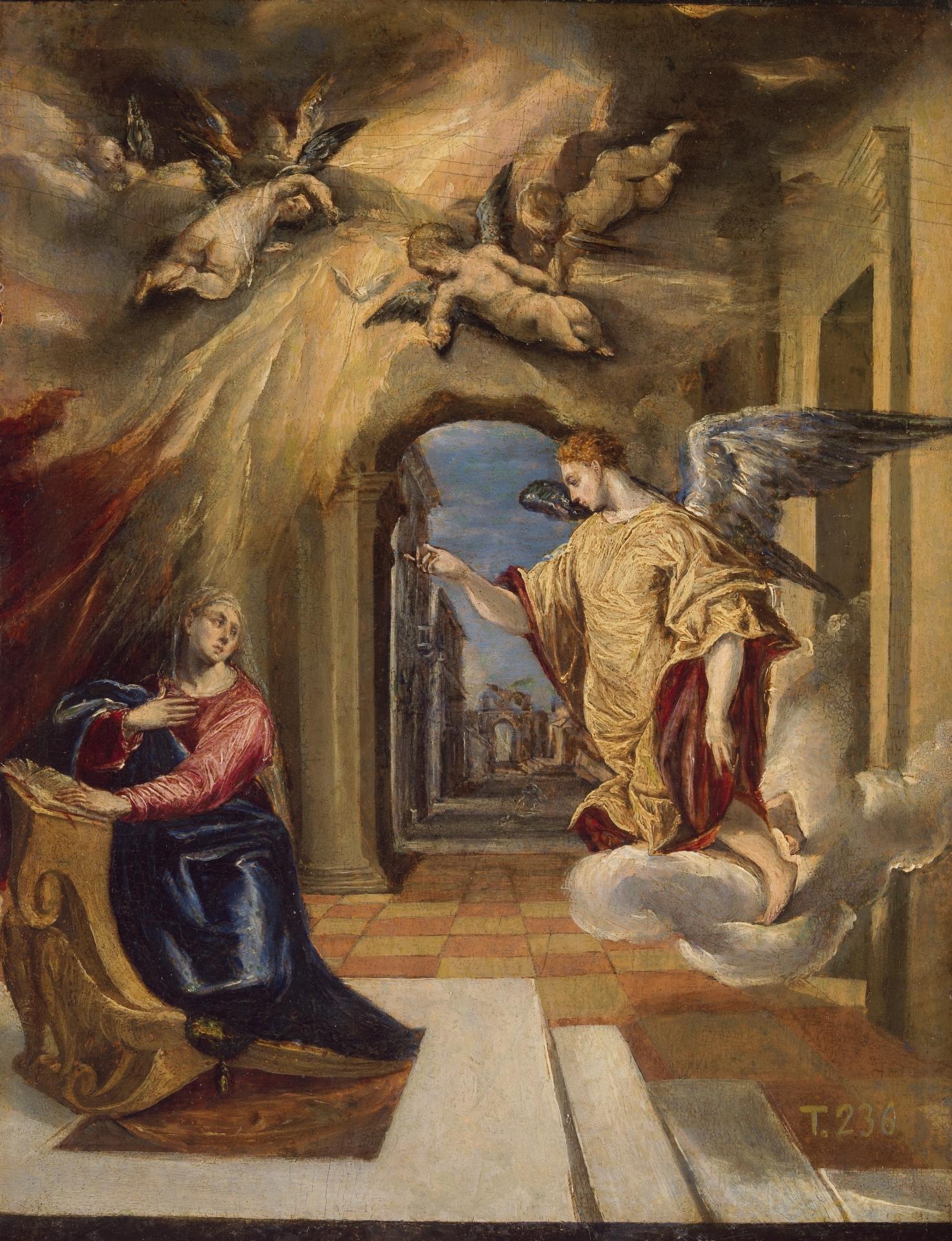 El Greco. Pictures: history and description