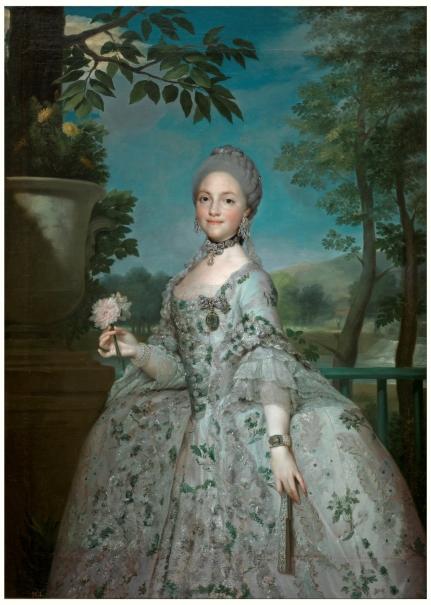 María Luisa de Parma, Princesa de Asturias