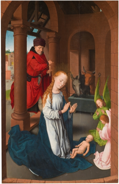 Triptych of the Adoration of the Magi - The Collection