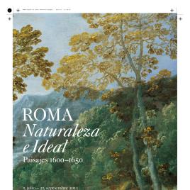Roma [Recurso electrónico] : naturaleza e ideal : paisajes , 1600-1650.