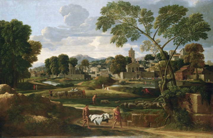 Rome. Nature and the Ideal. Landscapes 1600-1650