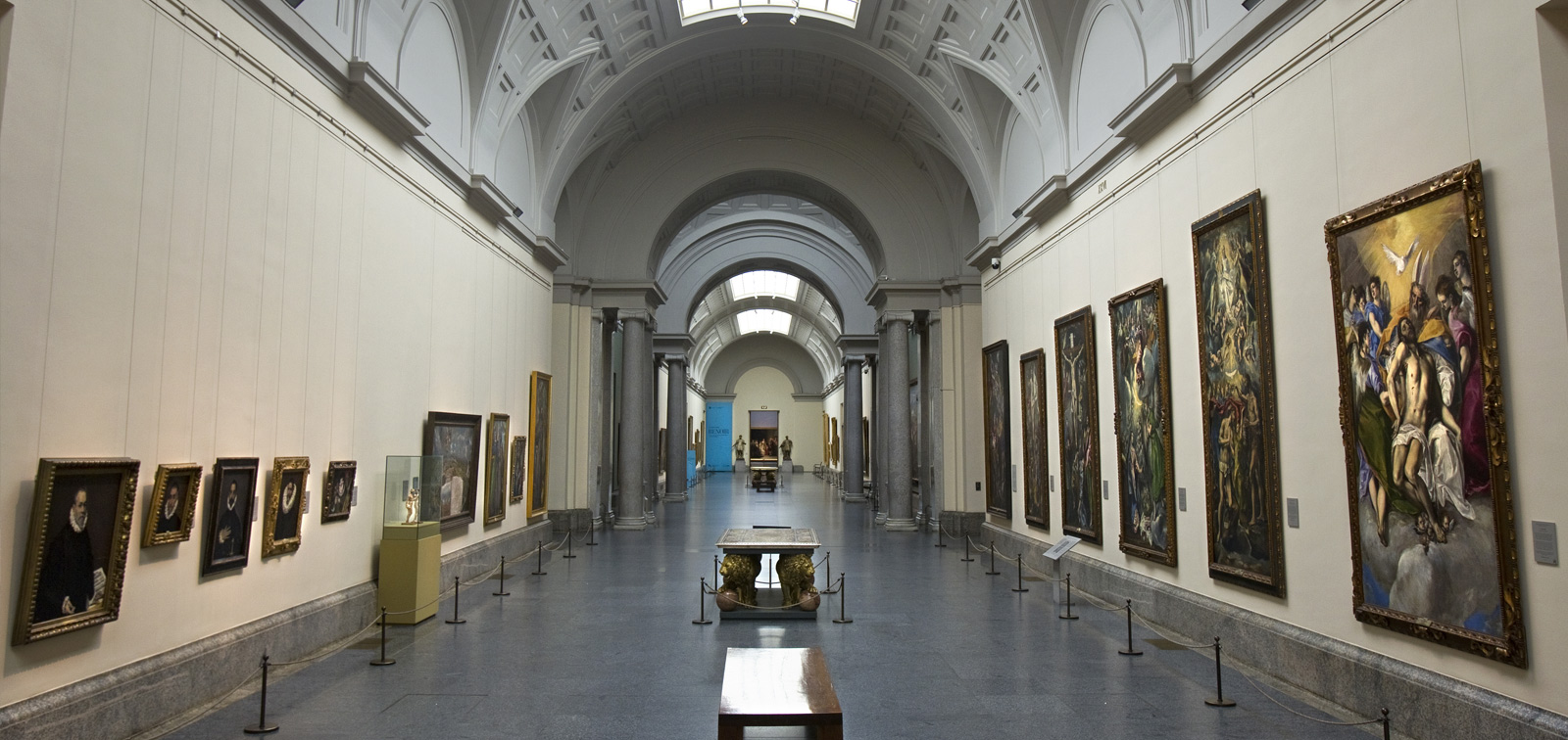 Beca 2020 Senado de España de formación e investigación en el Área de Conservación de Pintura del siglo XIX del Museo Nacional del Prado