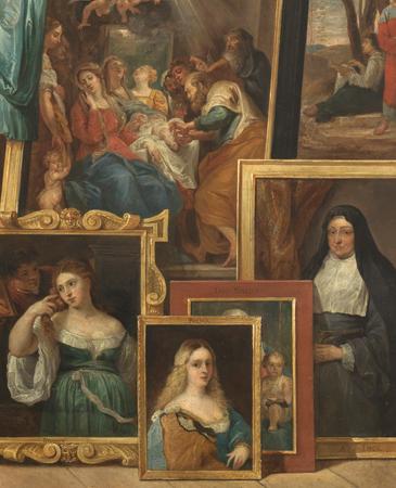 Las nuevas salas de pintura flamenca del XVII en el Museo del Prado