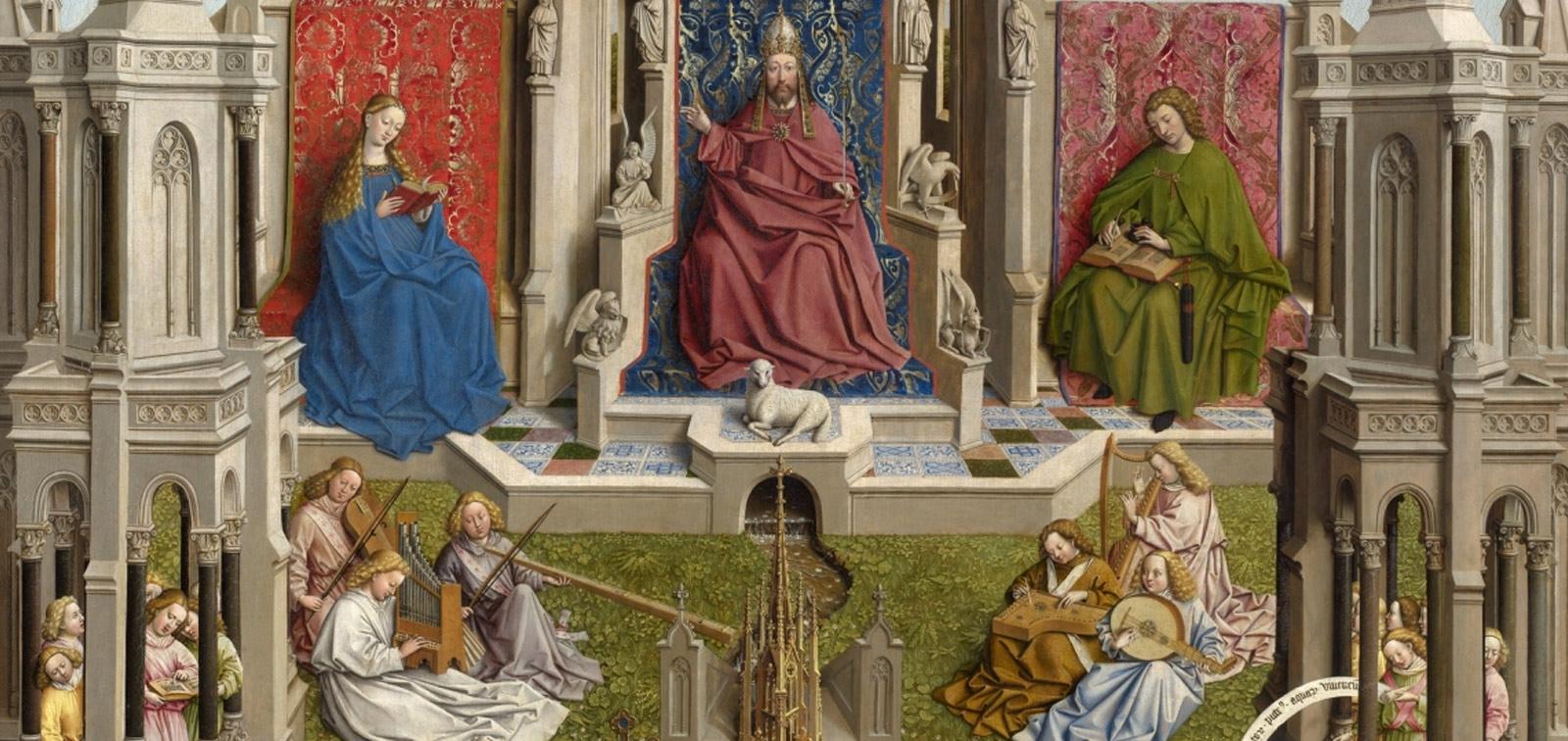 <em>La Fuente de la Gracia. Una tabla del entorno de Jan van Eyck</em>