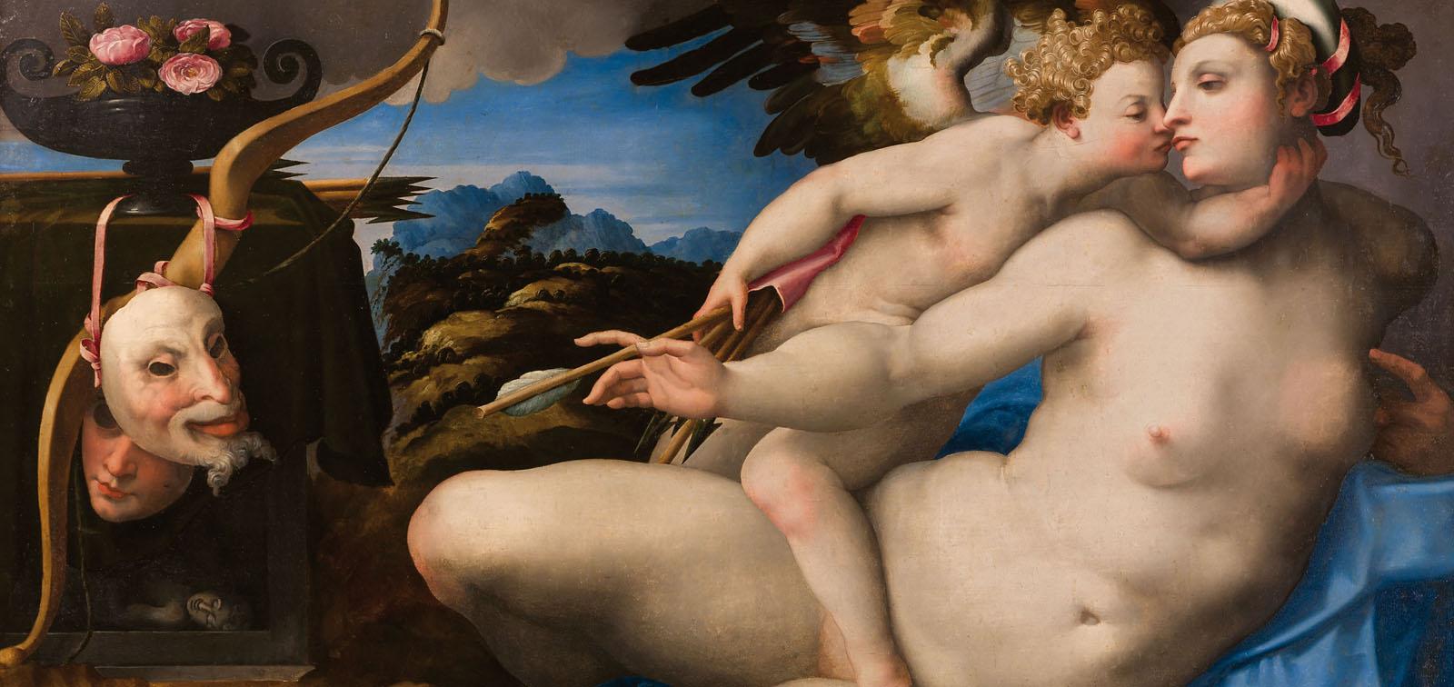 Mythological Passions: Tiziano, Veronese, Allori, Rubens, Ribera, Poussin, Van Dyck, Velázquez