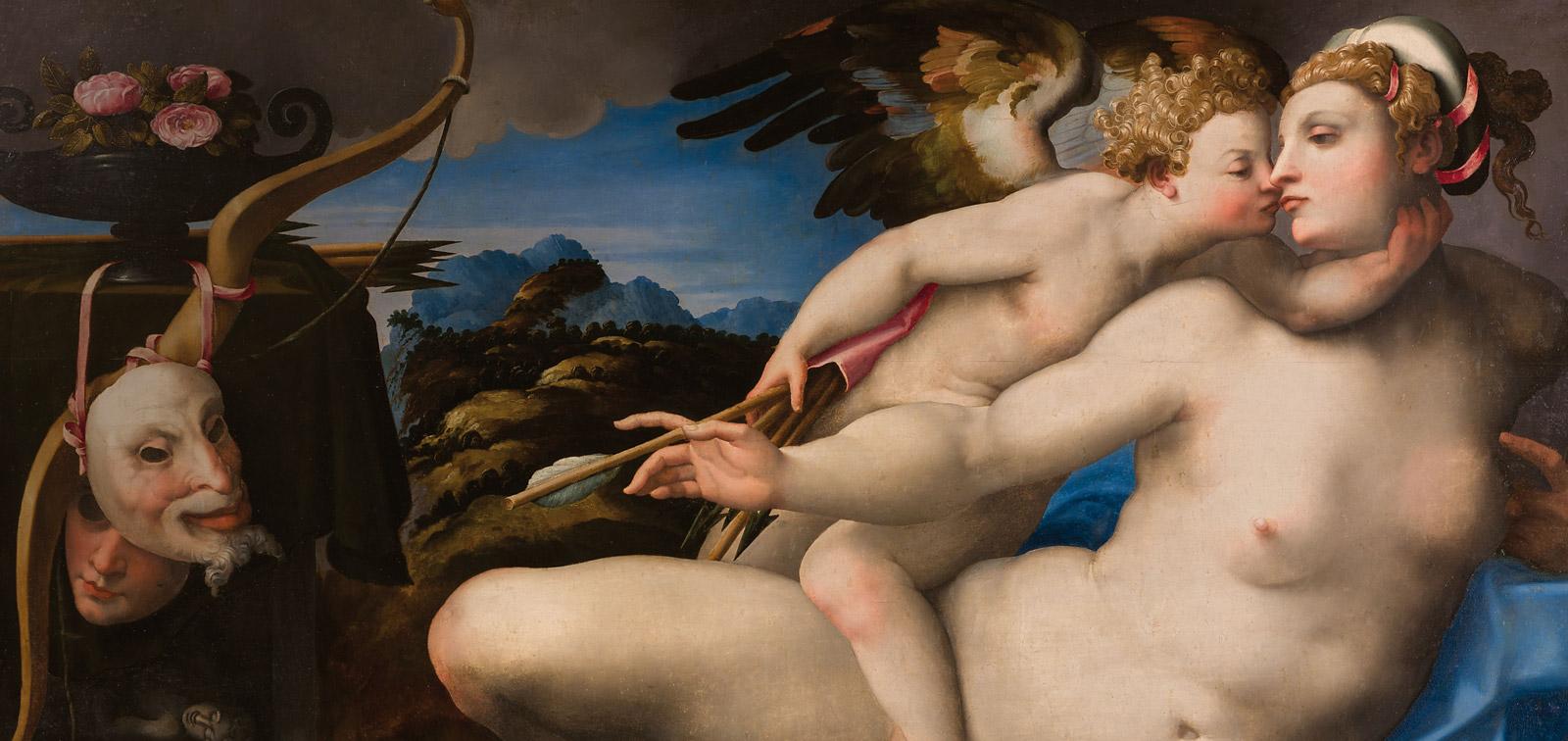 Exposición. Mythological Passions: Tiziano, Veronese, Allori, Rubens, Ribera, Poussin, Van Dyck, Velázquez