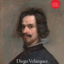 Diego Velázquez [Material gráfico] : retrato de caballero : obra invitada en el Museo del Prado : procedente del Metropolitan Museum of Art, New York.