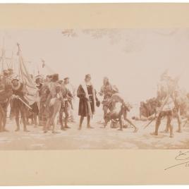 Primeros homenajes del Nuevo Mundo a Colón