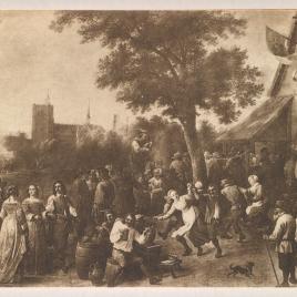 Fiesta aldeana