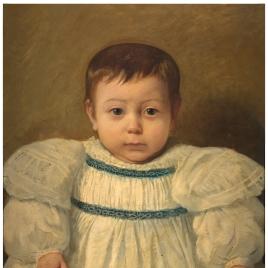 Fernando, hijo del artista