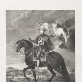 Philip II on Horseback