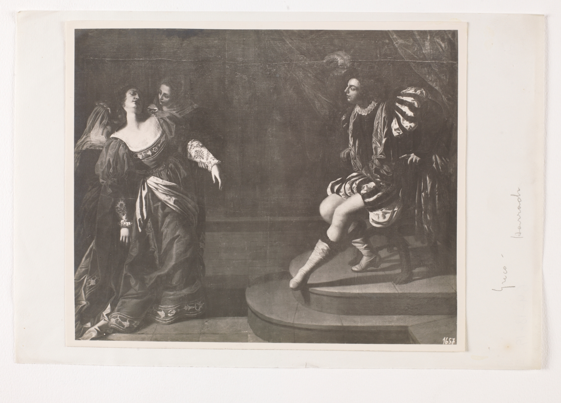 Nacimiento de san Juan Bautista - Colección - Museo Nacional del Prado