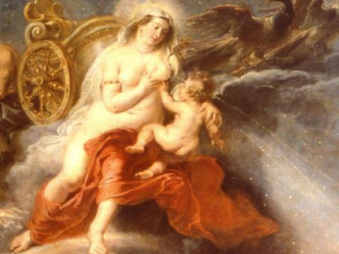 <em>El nacimiento de la Vía Láctea</em>, Pedro Pablo Rubens, comentada por Octavio Paz