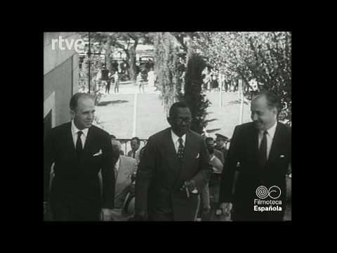 El presidente de Liberia visita el Museo del Prado