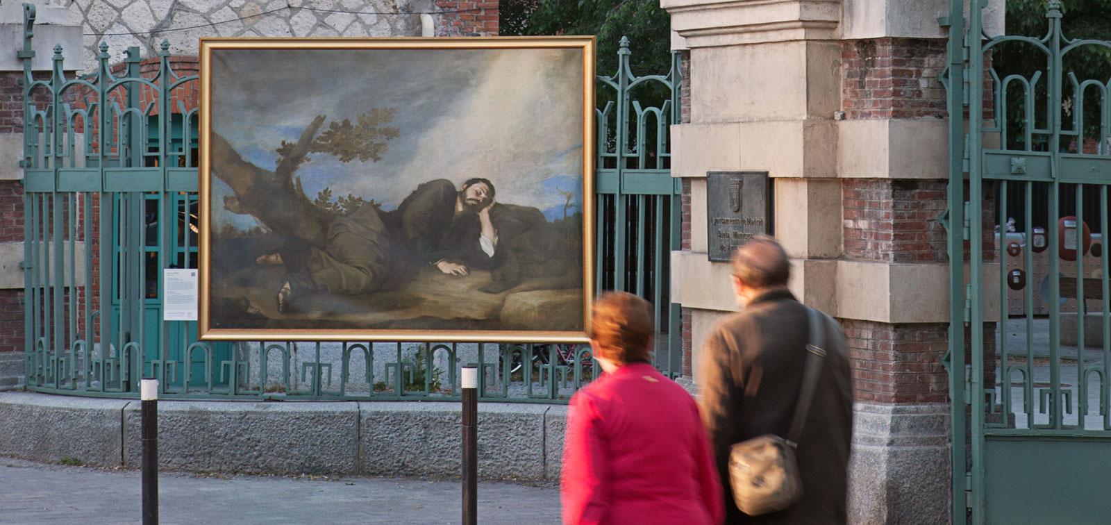 Día Internacional de los Museos 2021 en el Prado