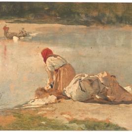 La lavandera