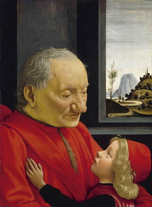 Entre Flandes e Italia. Origen y desarrollo tipológico del retrato