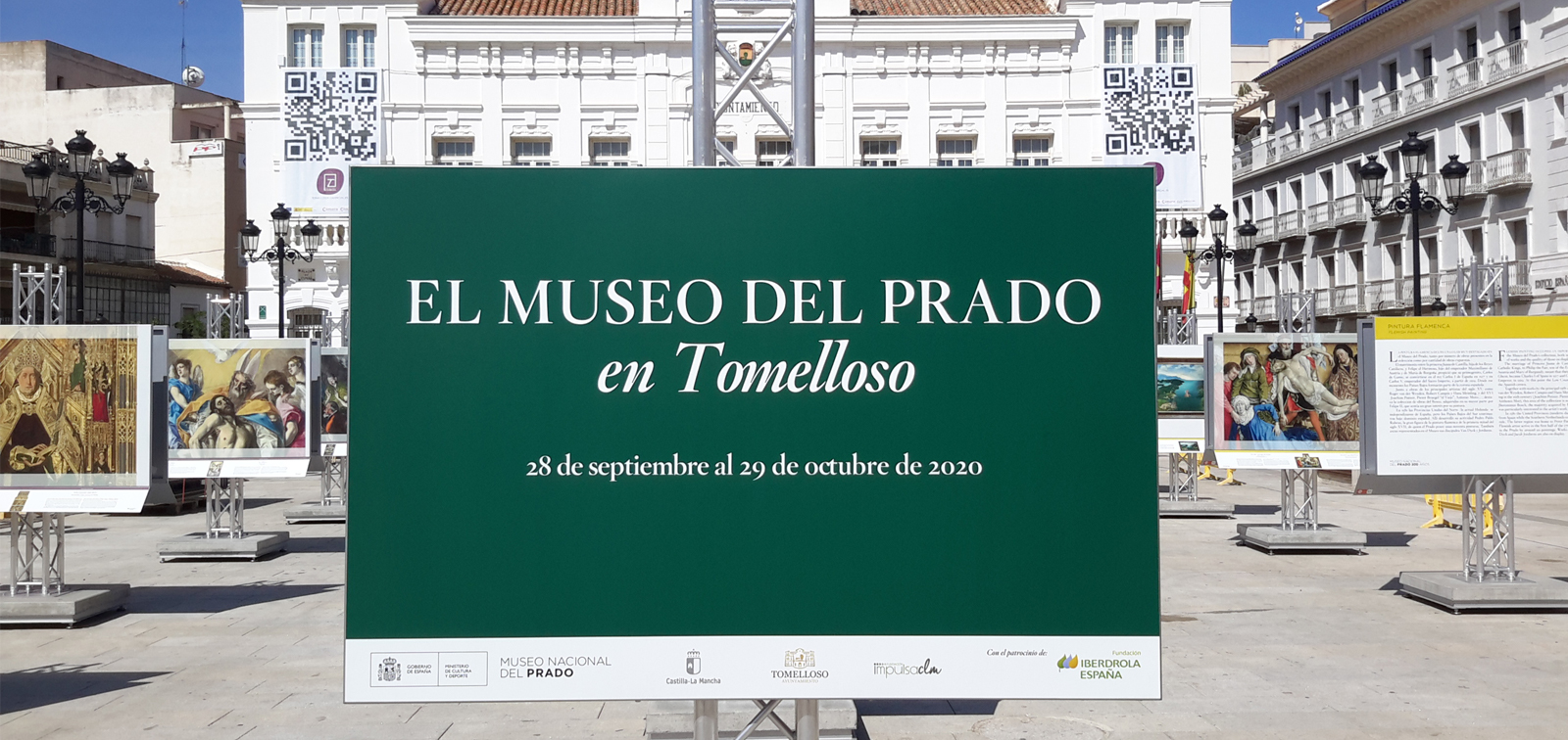 Didactic Exhibition: The Prado in Tomelloso
