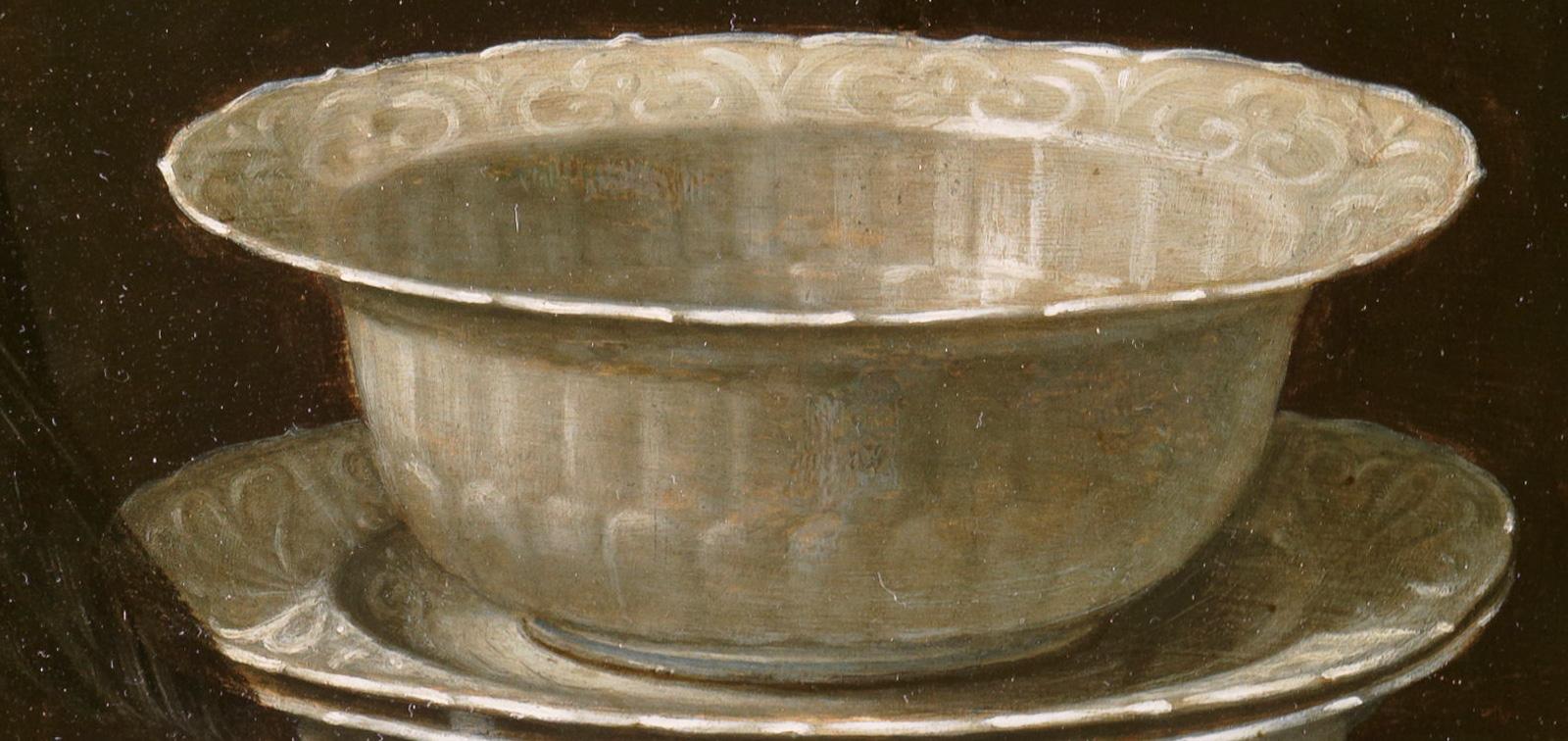 Porcelana china en la pintura del Museo del Prado