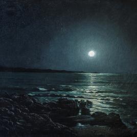 Una noche en el mar