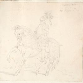 Armadura ecuestre de Felipe II