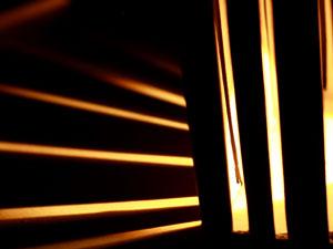 Grietas de luz. Proyecto Deslizar