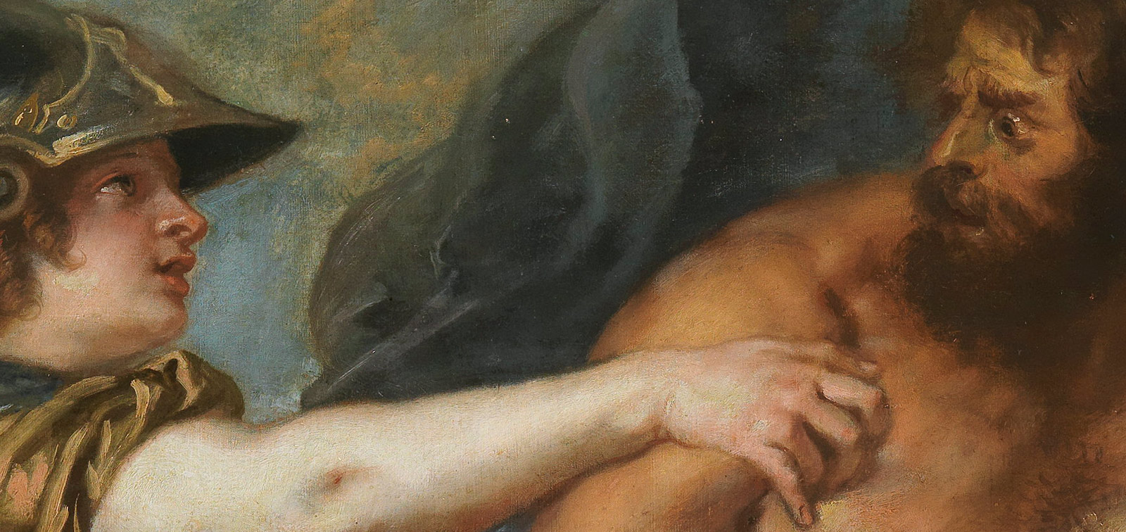 Visitas en latín. Heroes et amores mythologici