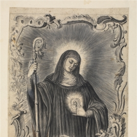 Santa Gertrudis, la Magna