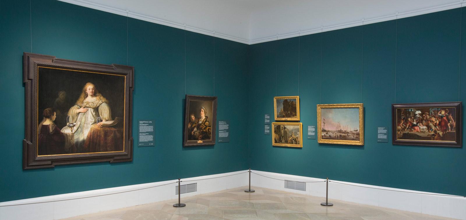 <em>Presencia de la pintura holandesa en España desde el siglo XVII</em>