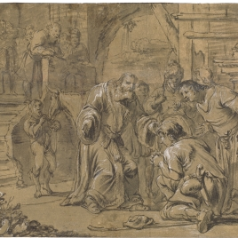 The Return of the Prodigal Son / The Good Samaritan