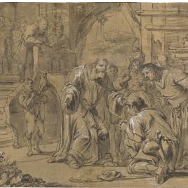 El regreso del hijo pródigo / Parábola del buen samaritano