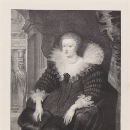 Anne of Austria, Queen of France