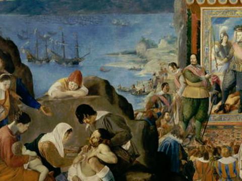 <em>La recuperación de Bahía de Todos los Santos</em>, Fray Juan Bautista Maino, comentada por Alfonso Emilio Pérez Sánchez