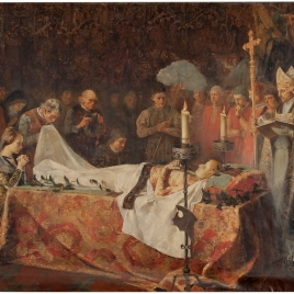 Muerte del príncipe de Viana