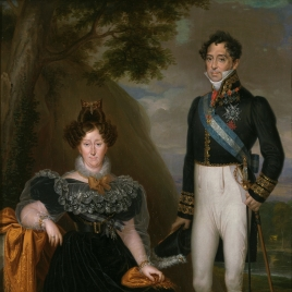 The Duke and Duchess of San Fernando de Quiroga