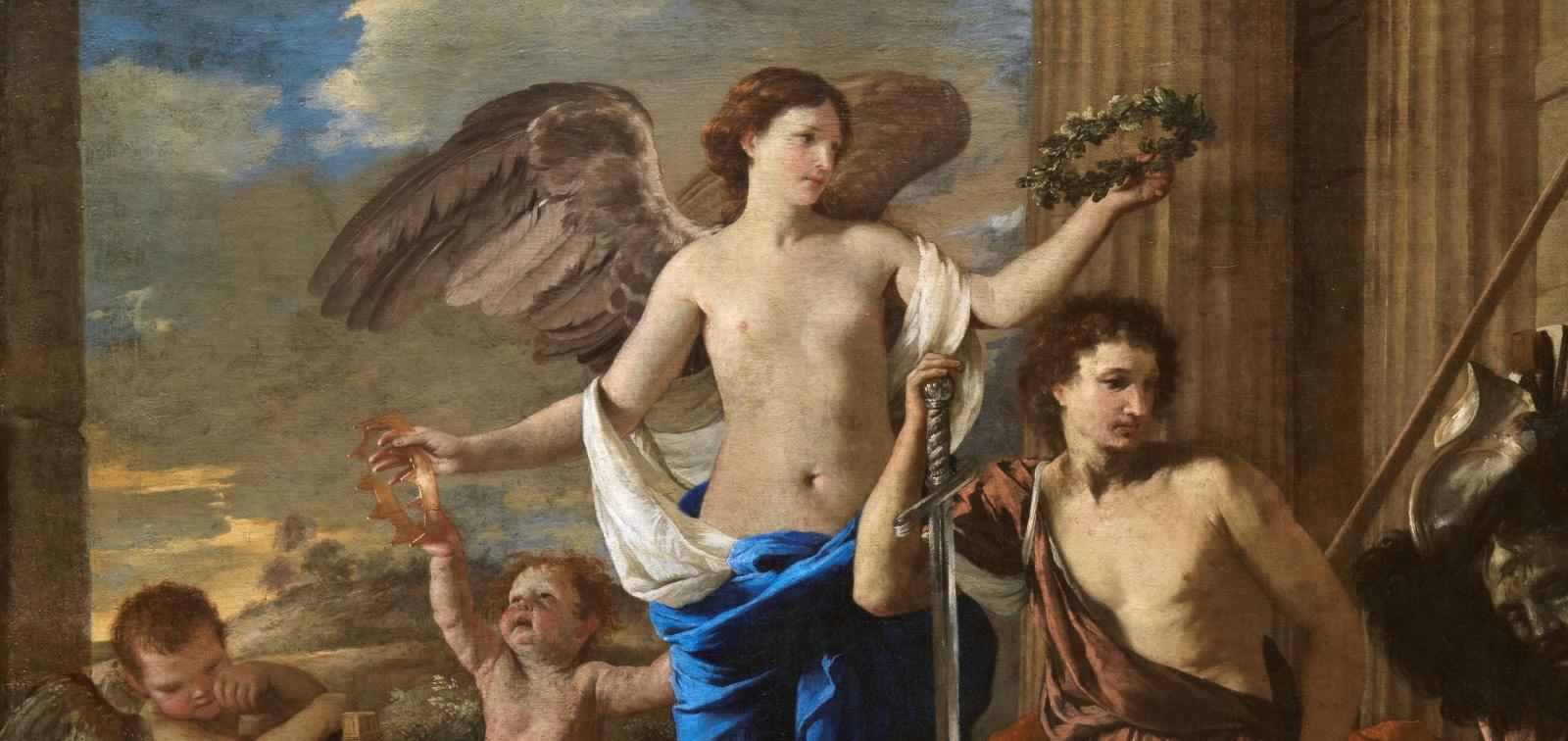 <em>Nicolas Poussin (1594-1665) y su entorno, en el Museo del Prado</em>