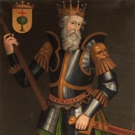 García Íñiguez I, II rey de Sobrarbe