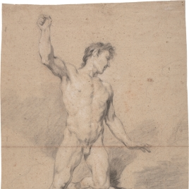 Desnudo académico masculino