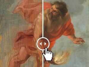 La serie de la Torre de la Parada de Rubens