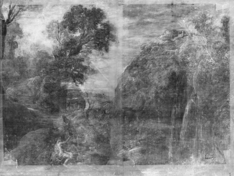Landscape With Psyche And Jupiter The Collection Museo Nacional