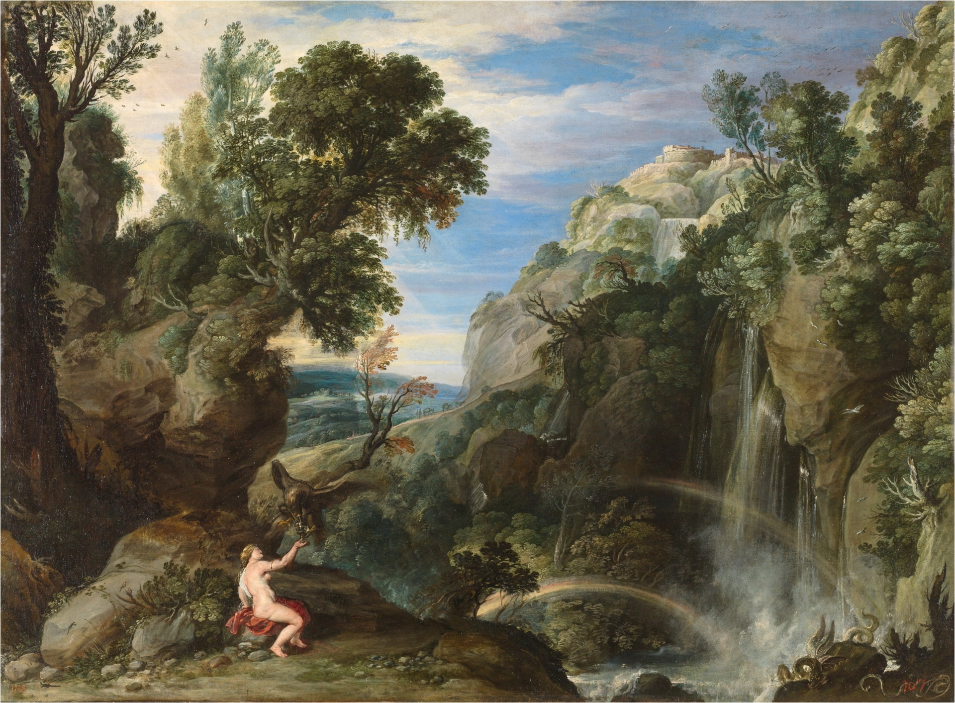 Rome: Nature and the Ideal. Landscapes 1600-1650 - Exhibition ...