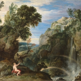 Landscape with Psyche and Jupiter