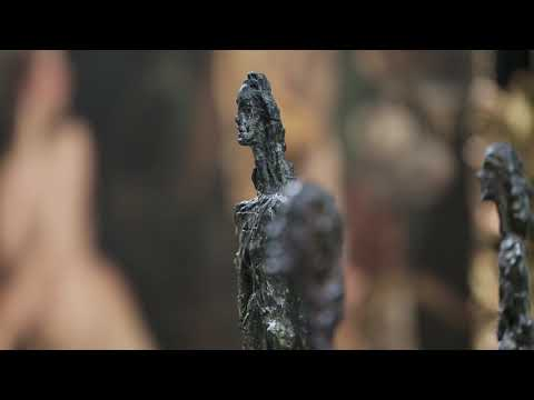 Alberto Giacometti at the Museo del Prado