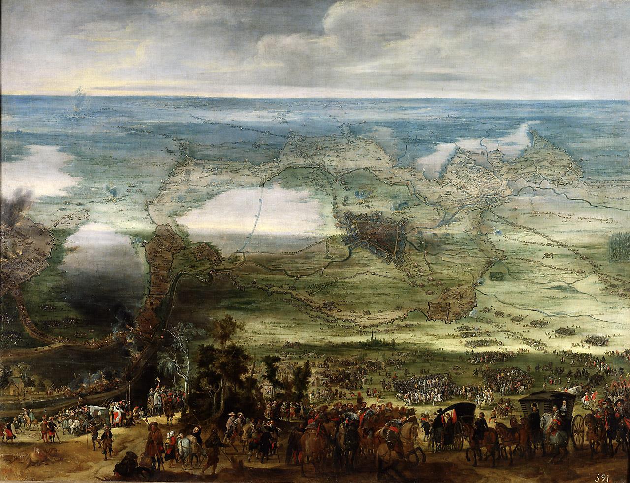 Colección de la infanta Isabel Clara Eugenia de Austria.