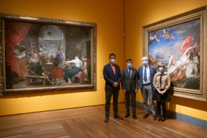 Mythological Passions launches the Museo del Prado's temporary exhibition programme