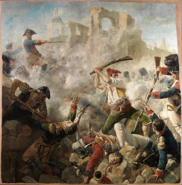 El gran día de Gerona (19 septiembre de 1809)